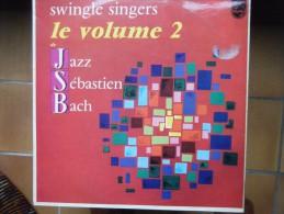 Swingle Singers - Jazz Sebastien Bach , Volume 2 - Jazz