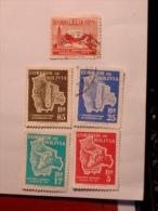 BOLIVIE - BOLIVIE  1954   LOT# 15 - Bolivie