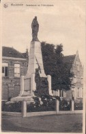 Meulebeke Gedenksteen En Vrijheidsboom (beeldhouwer : Gust. Delafontaine ) - Meulebeke