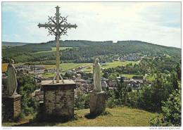 BOMAL ..-- DURBUY ..--  Panorama Vu Du Calvaire . - Durbuy