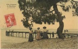 CPA-1910-33-Le MOULLEAU-Le GRAND PAIN-TBE - Frankrijk