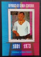 Equatorial Guinea, 1973, Mi: Block 91 Cancelled (o) - Picasso