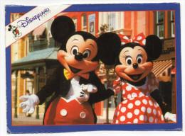 DISNEYLAND  Paris---Mickey Et Minnie  Cpm éd Disney - Disneyland