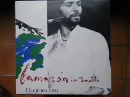 Tomatito - Camaron - Flamenco Vivo - Vinyl-Schallplatten