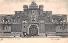 Guatemala, Cuartel De Artilleria, Kutsche - Guatemala