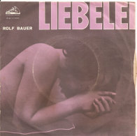 ROLF BAUER    LIEBELEI  - 1960 NM/VG+ - Vinyl Records
