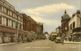 V-HIGH STREET-OLDHAM(H.6263) - Inghilterra