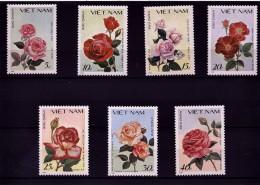Vietnam Viet Nam MNH Perf Stamps 1988 : Rose / Flower (Ms537) - Vietnam