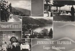 VERBANIA - OGGEBBIO - LAGO MAGGIORE - PENSIONE ELFRIDA.....B - Verbania