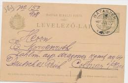 Ungarn  - Alte Ganzsache -     (be4231 ) Siehe Scan - Postwaardestukken