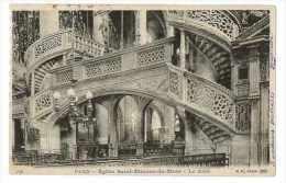 CPA 75 PARIS EGLISE SAINT-ETIENNE-DU-MONT LE JUBE - Eglises