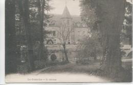 -18 - CHER - LA GUERCHE - Le Chateau - La Guerche Sur L'Aubois