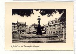 AR 31 GUERET - La Fontaine Place Bonnyaud . CAP175 - Guéret