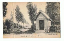 LOON PLAGE - 59 - CHAPELLE  , ROUTE DE BOURBOURG - Pliure Verticale - Zonder Classificatie