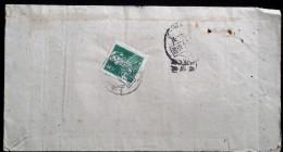 CHINA CHINE CINA 1963. SHANGHAI  TO SHANGHAI  COVER