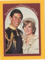 ROYAUME-UNI > ANGLETERRE > FAMILLES ROYALES > THE PRINCE AND PRINCESS OF WALES - Koninklijke Families