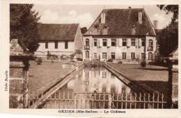 GEZIER   Le Chateau   1948 - Frankreich