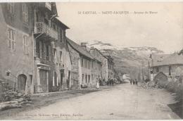 15 - SAINT-JACQUES-DES-BLATS - Avenue De Murat - Hôtel Larribe (impeccable) - Other Municipalities
