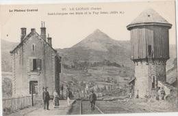 15 - SAINT-JACQUES-DES-BLATS - Saint-Jacques Des Blats Et Le Puy Griou (impeccable) - France