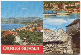 OKRUG GORNJI, Island Ciovo  -  Dalmatia Croatia - Croatia