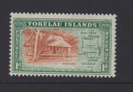 Tokelau Mi 2 Local Scenes - Nukunono - Map - Traditional House - 1948 * * - Tokelau