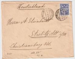 Lettland, 1922, Seltene EF, Nr. 85  , #5540 - Lettland