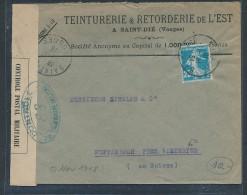 Frankreich  - Zensur Post   (be3750   ) Siehe Scan - Briefe U. Dokumente