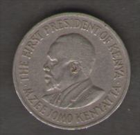 KENIA 50 CENTS 1969 - Kenia