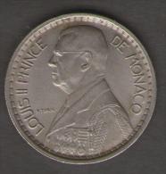 MONACO 10 FRANCS 1946 - Kenia