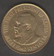 KENIA 10 CENTS 1978 - Kenia
