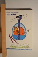 Carte Boomerang - Peugeot Partner - Publicité