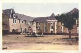 24 DORDOGNE - EXCIDEUIL L'hospice Et Monument Aux Morts - Frankreich