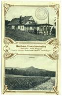 XCZE.88.  Reichenberg - Liberec - Jeschken - Ober Berzdorf - Gasthaus Franz-Josefshöhe - Czech Republic