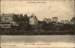 22 - SAINT-CAST - Un Coin De La Plage - 1855 - Saint-Cast-le-Guildo