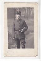 WWI - 1915 - COLMAR RAPPOLTSWEILER RIBEAUVILLE - ELS 24 - GRIFFE EN VIOLET - CARTE PHOTO MILITAIRE ALLEMAND - Guerre 1914-18
