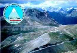 JAUSIERS Tour De France 1993 Col De La Bonette Restefond Ex 1 - Francia
