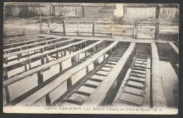 BASSIN D'ARCACHON Réservoir à Huitres (Marcel Delboy) Gironde (33) - Arcachon