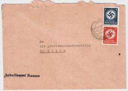 Ostland, 1944, Dienstmarken! , #5564 - Besetzungen 1938-45