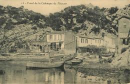 Fond De La Calanque De Méjean - France