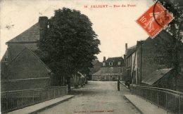 V2043 Cpa 03 Jaligny - Rue Du Pont - Non Classés