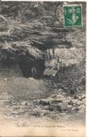 Cpa 25 Cendrey Grotte & Souce Du Ruisseau - Altri Comuni