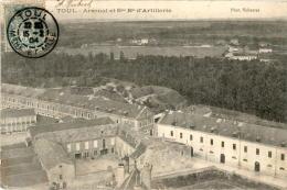 D54  TOUL  Arsenal Et 6° D' Artillerie  ..... - Toul
