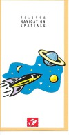 Feuillet N°20 De 1998 - Poste Belge - Belgium - Navigation Spatiale - Documents De La Poste
