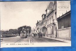 ROYAN AVENUE DE PONTAILLAC TRAIN - Royan