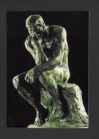 SCULPTURES - AUGUSTE RODIN 1840-1917 - LE PENSEUR VERS 1880-1882 BRONZE 71 X 46 X 56 Cm - PHOTO B. JARRET - Sculptures