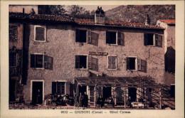 20 - GHISONI - Hôtel - France