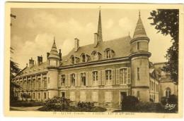 Gaby 19 G.Artaud. Luçon, L'Evêche - Lucon