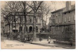 Tarn : Mazamet : L'Hôtel De Ville - Mazamet