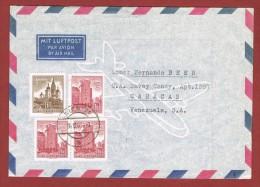 Luftpostbrief16/12/1960 Wien - Venezuela - 1945-60 Briefe U. Dokumente
