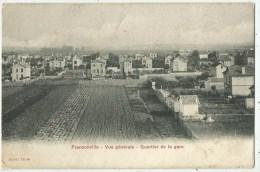 Franconville  (95.Val D´Oise)  Quartier De La Gare - Franconville